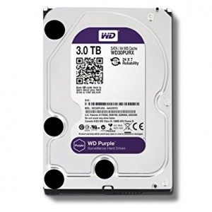 WD Purple 3T