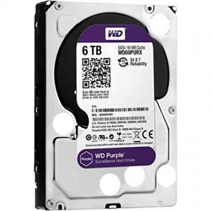 """WD Purple 6T"""
