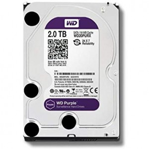 WD Purple 2T